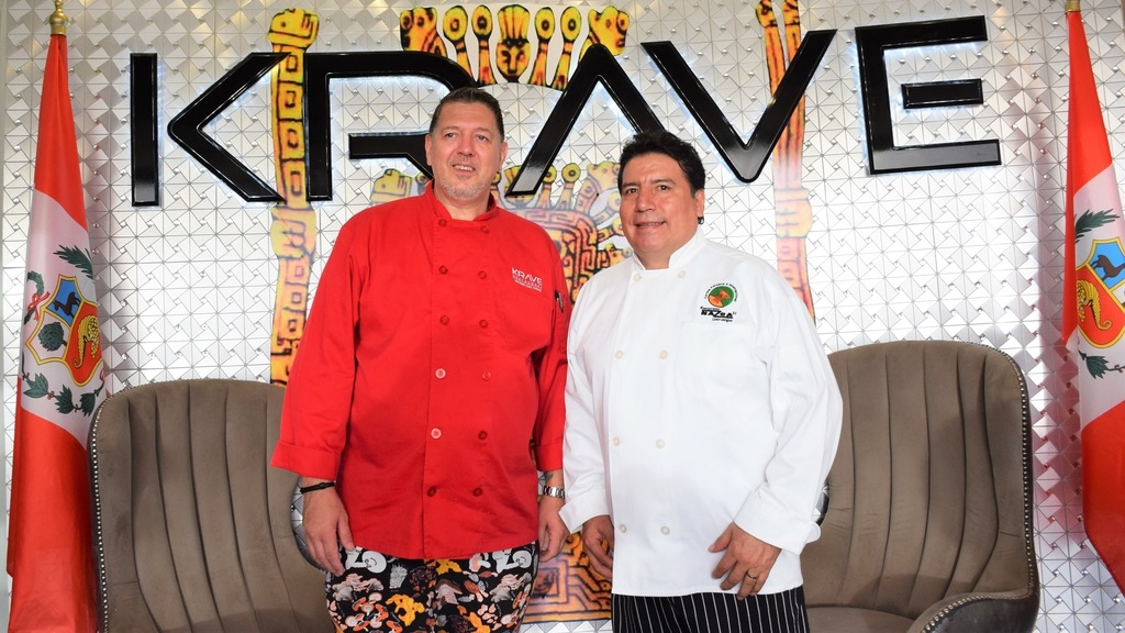 Krave celebrates Peruvian Week with celebrated Chef