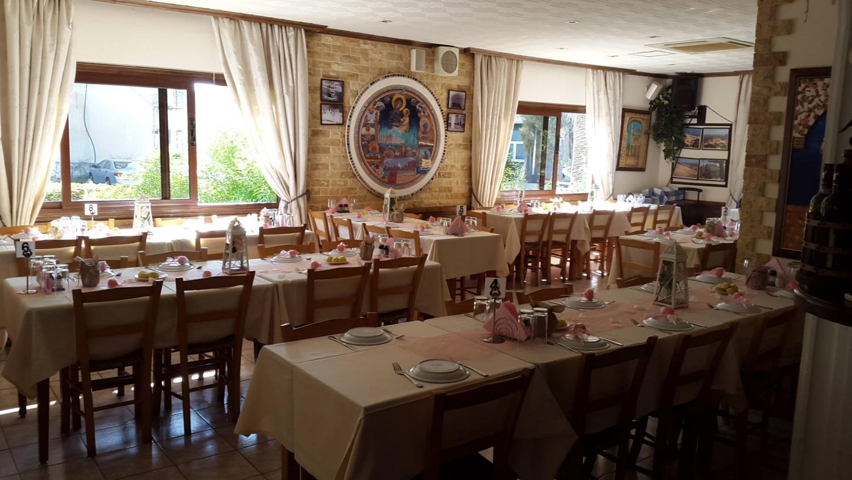 Kyra Giorgena tavern in Larnaka