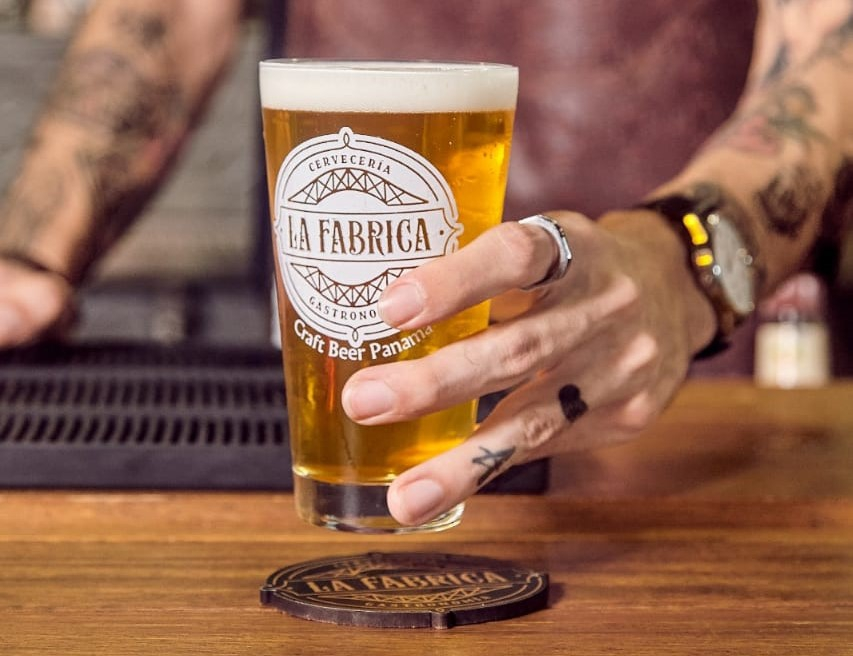 La Fabrica is a Brewhouse complex that is a part of International Brewers