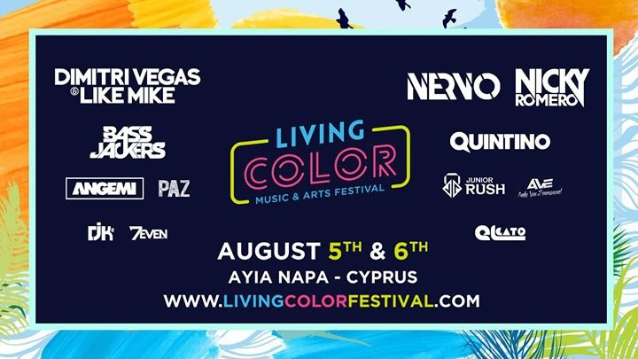 Living Colour Festival
