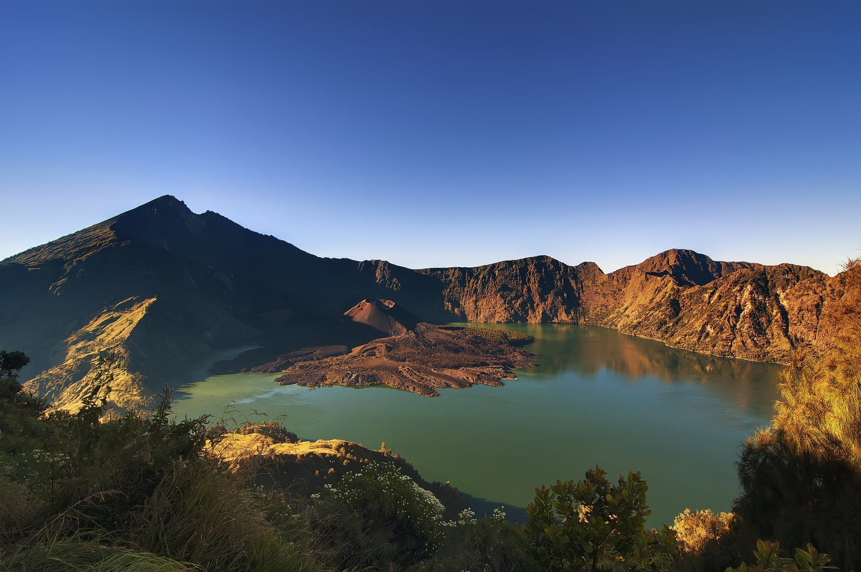 Majestic Mount Rinjani