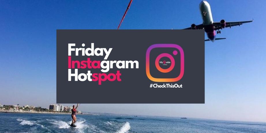 Makenzy Beach    |    Friday Instagram Hotspot