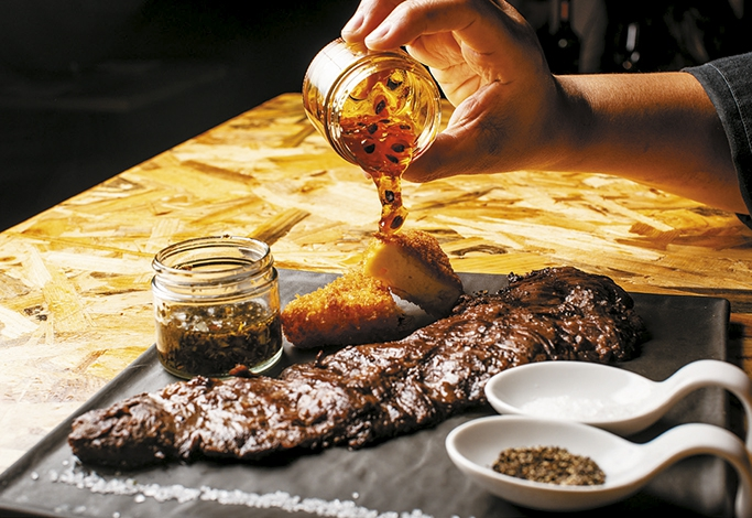 Malo Restaurant in Panama