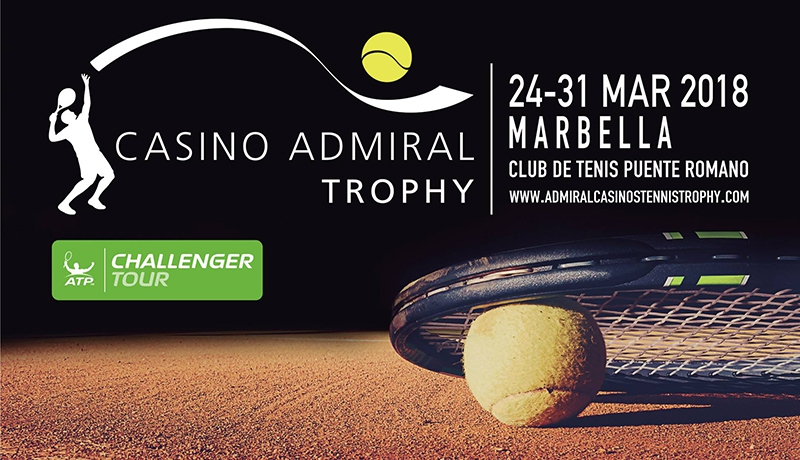 Marbella ATP Challenger Casino Admiral Trophy Something For the Whole Family