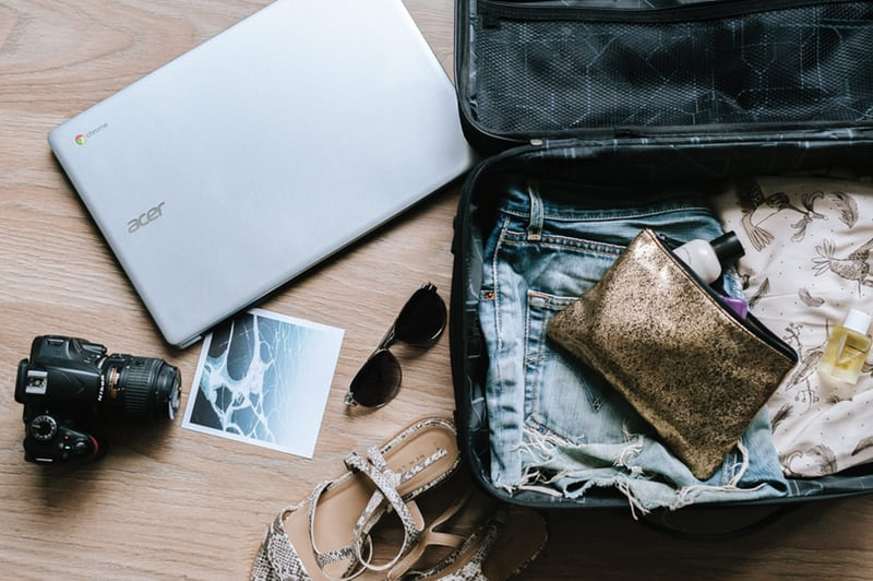 Marbella Suitcase Essentials