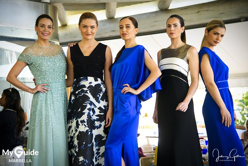 Marbella Spring Fashion with Escada