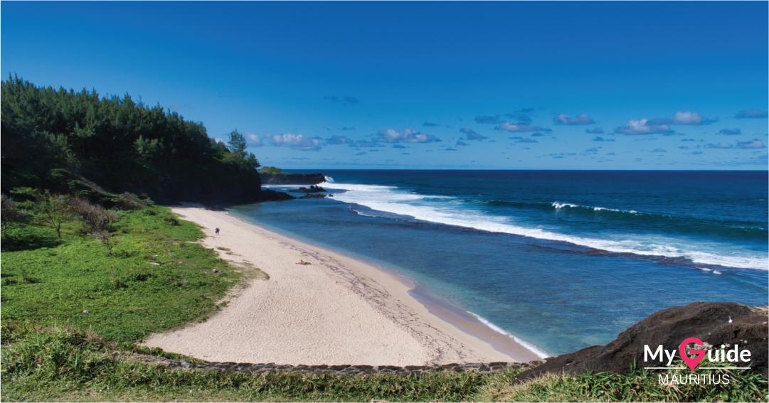 Mauritius Beach - Gris Gris