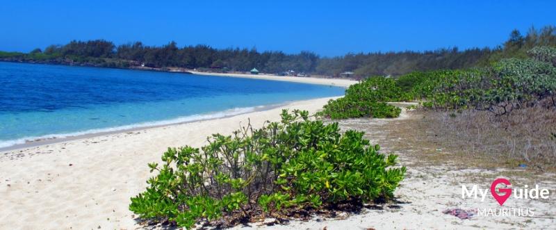 Mauritius Beach - La Cambuse