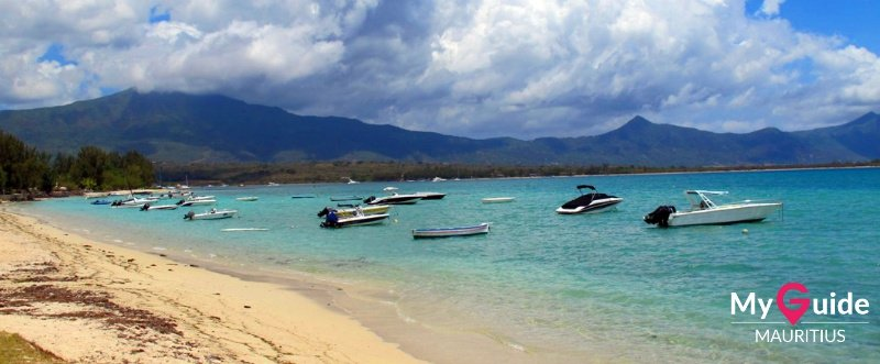 Mauritius Beach - La Preneuse