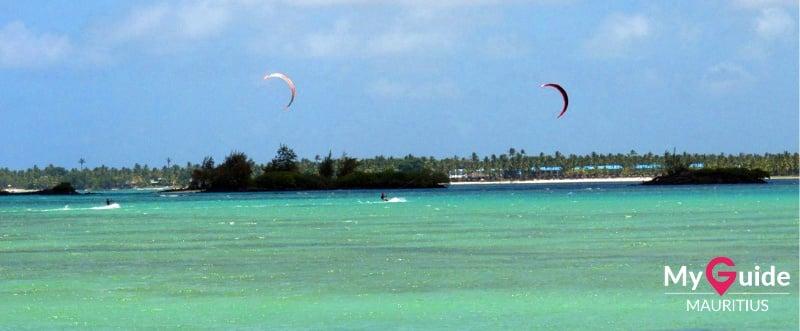 Mauritius Beach - Poste Lafayette