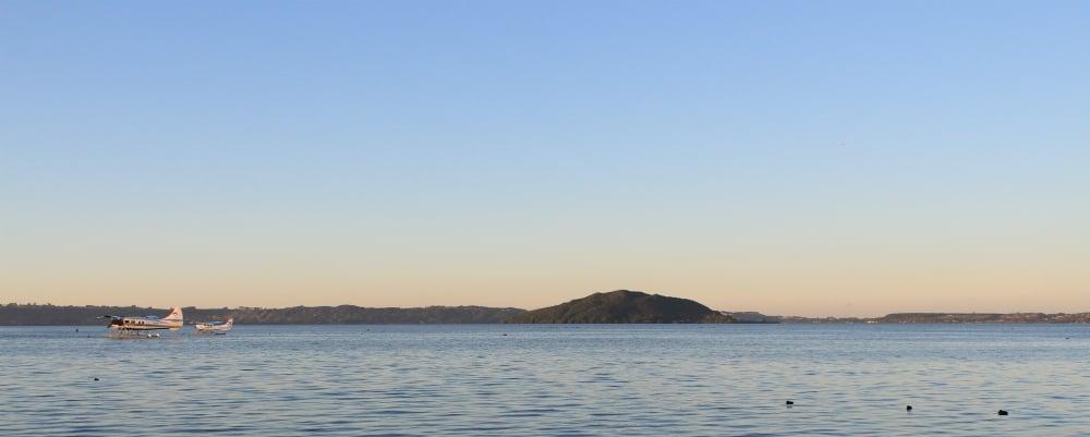 Exploring Mokoia Island In Rotorua