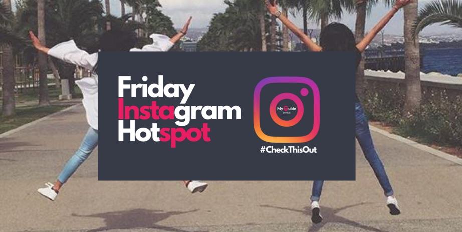 Molos    |    Friday Instagram Hotspot