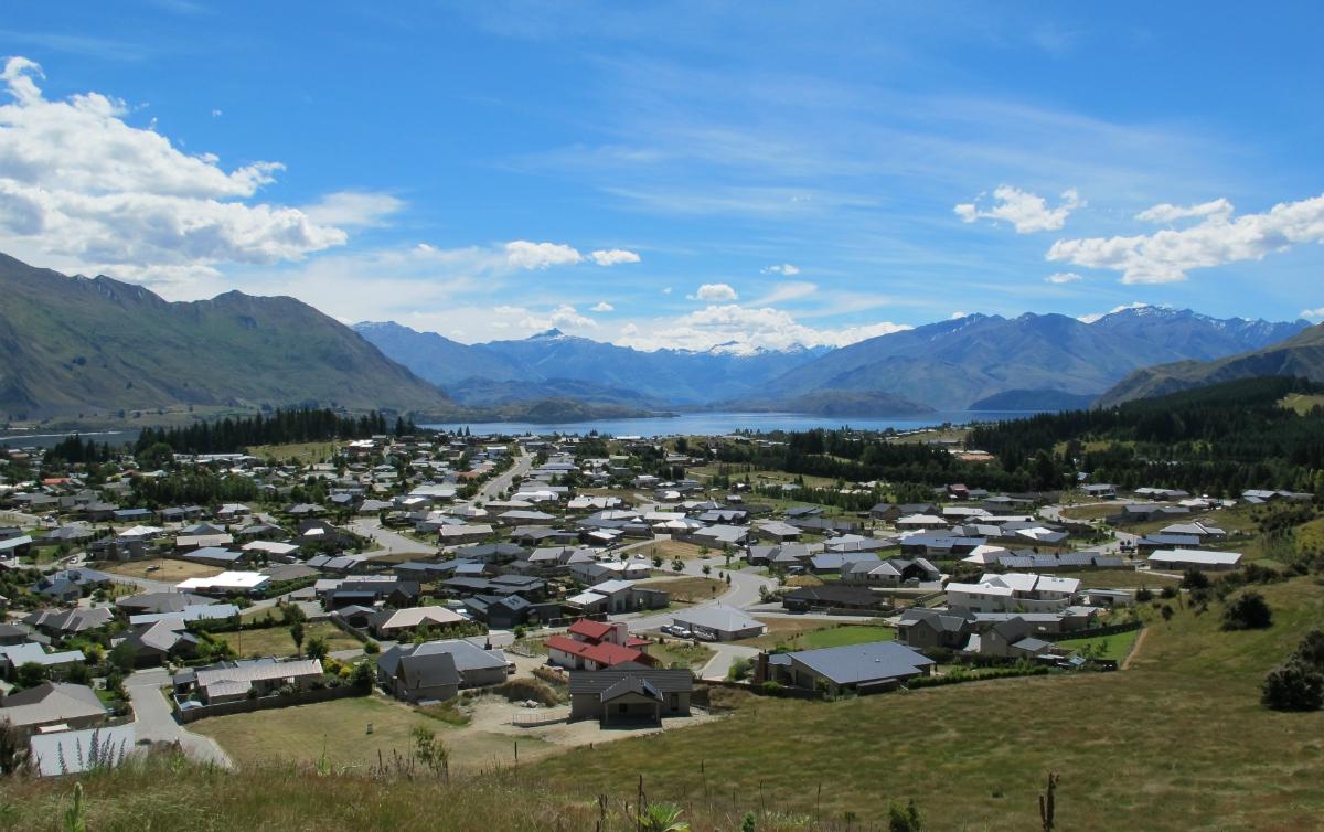 Mount Iron Walk, Wanaka