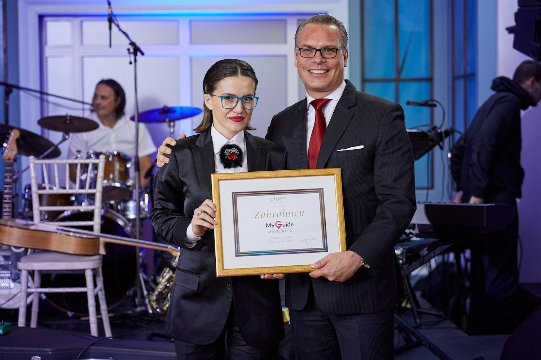 MyGuideMontenegro - The Best Internet Media Partner of Regent PM in 2019