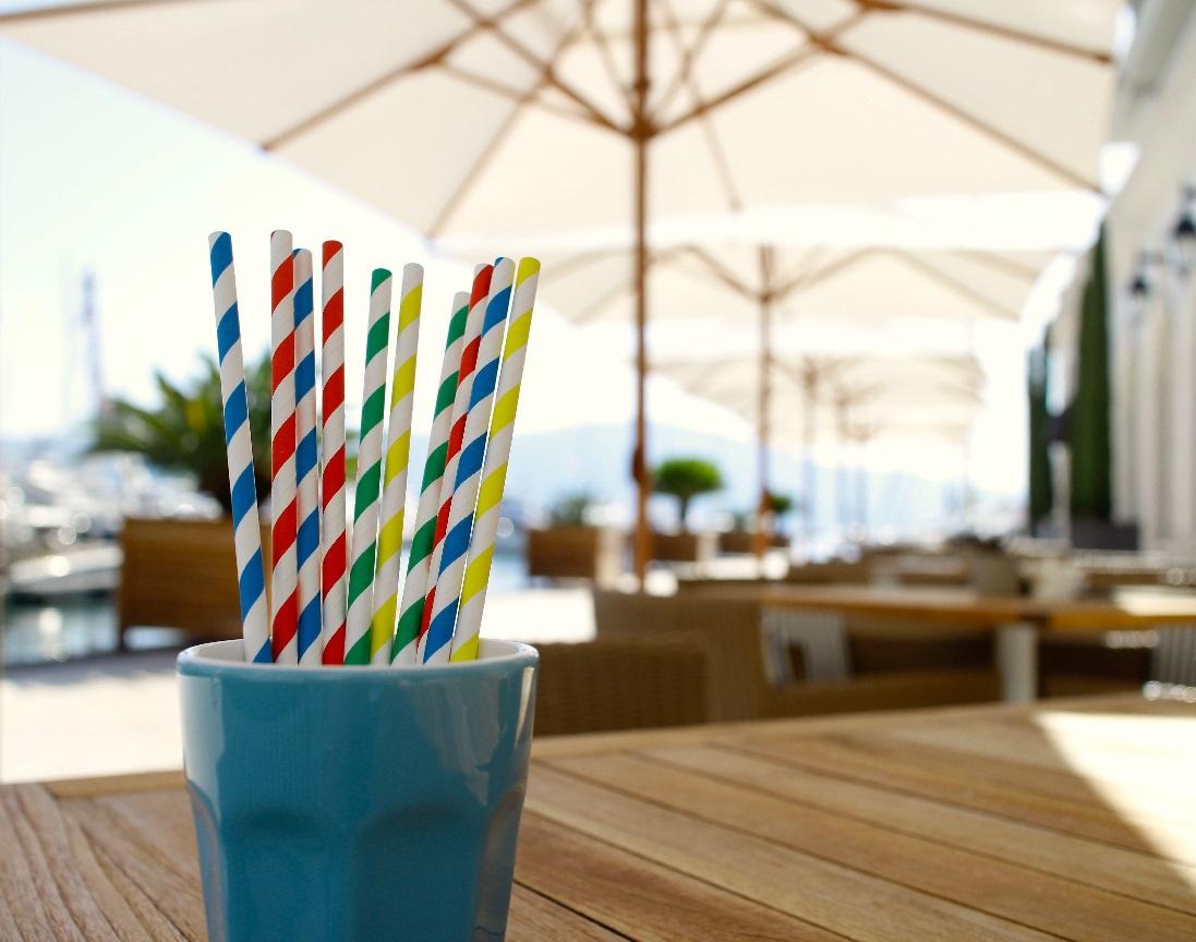 No Plastic Straws at Regent Porto Montenegro