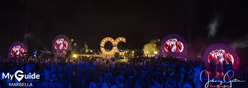Ocean Club White and Silver Party starts the 2019 Summer Season