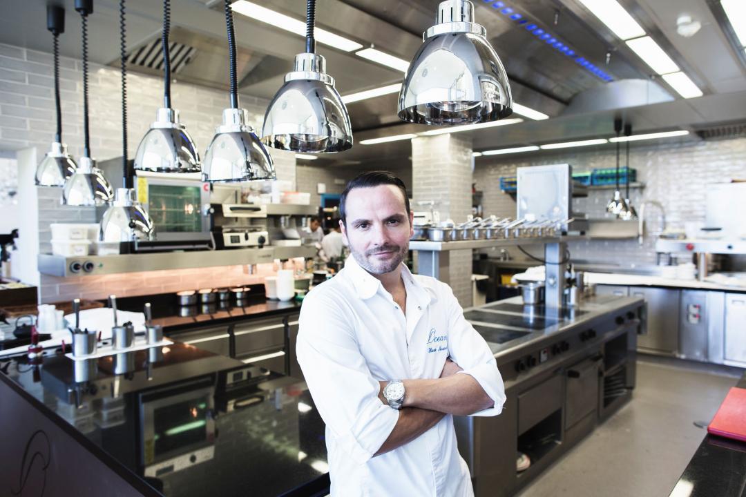 Ocean Restaurant top 25 in La Liste 2020 Best Restaurants in the World