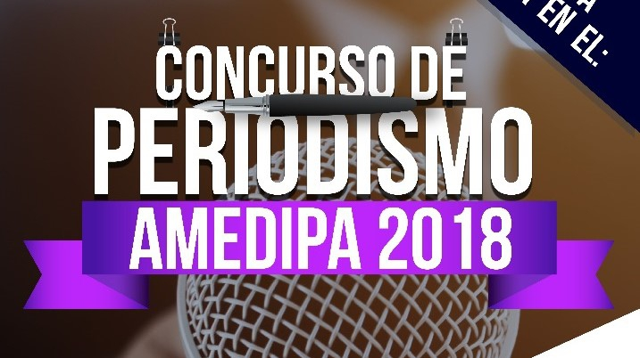 AMEDIPA Journalism Competition 2018: