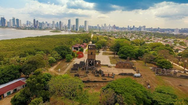 Panama City celebrates 500 years of foundation
