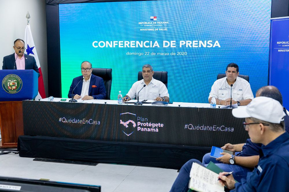 Panama is one step ahead in the response to the coronavirus