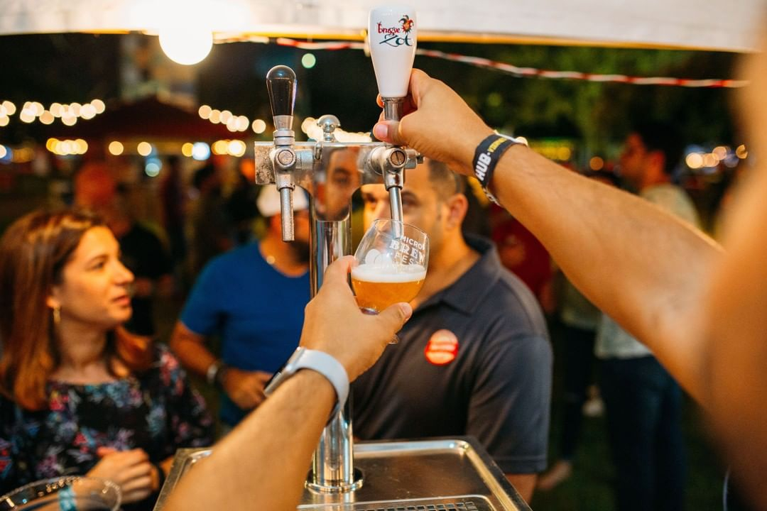 Panama the capital of craft beer