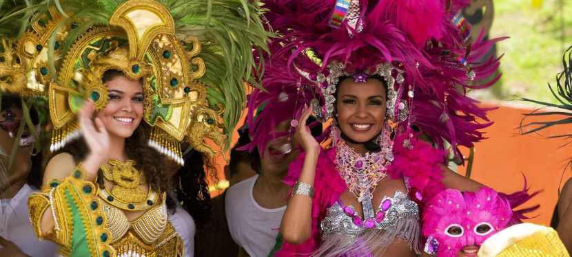 Panama's Carnival: party, color and tradition day and night