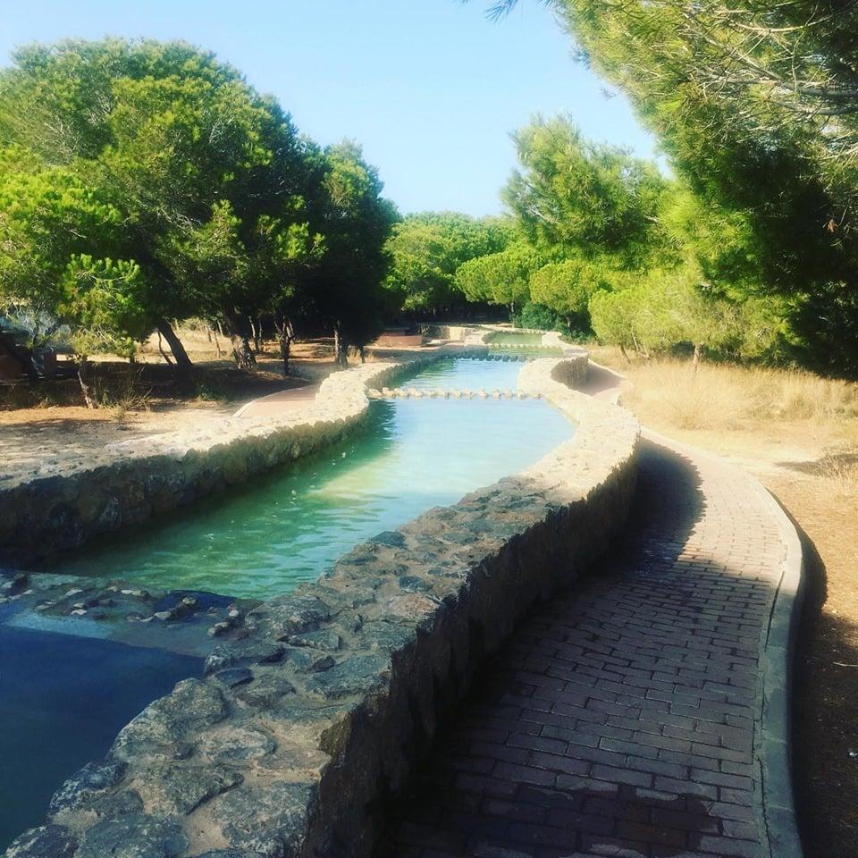 Parque del Molino de agua - Watermill Park - La Mata