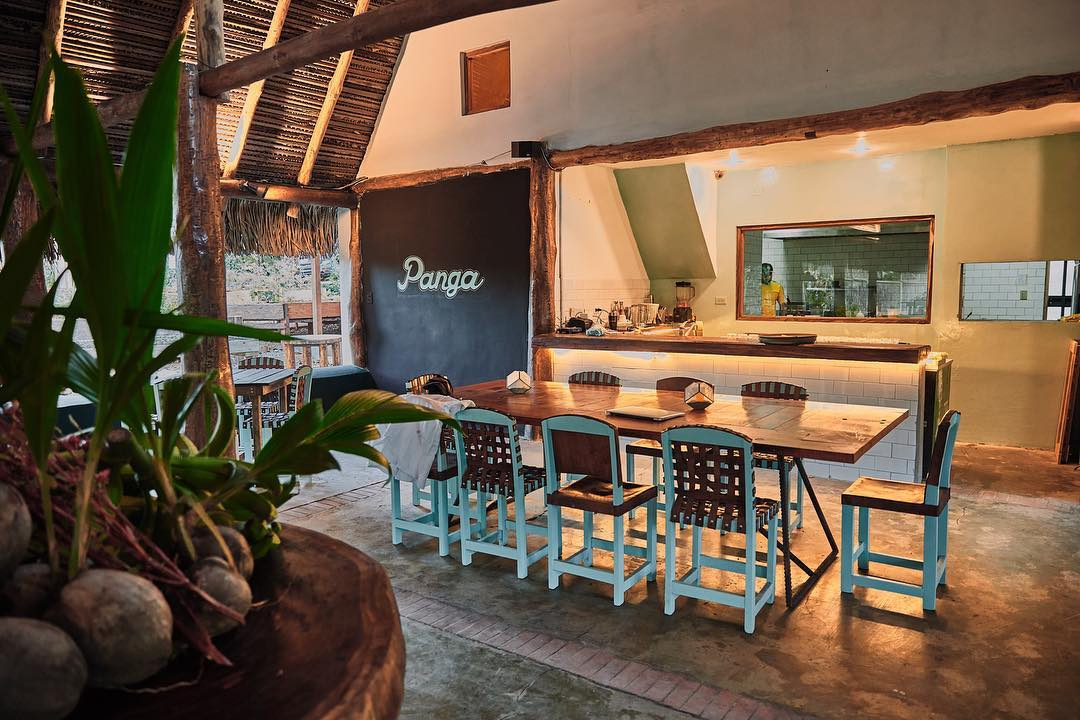 Pedasi restaurant 'Panga' is nominated in 'The World Restaurant Awards'