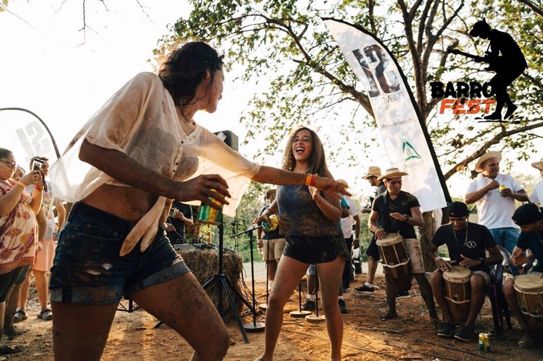 Pedasi shuddered at the Barro Fest