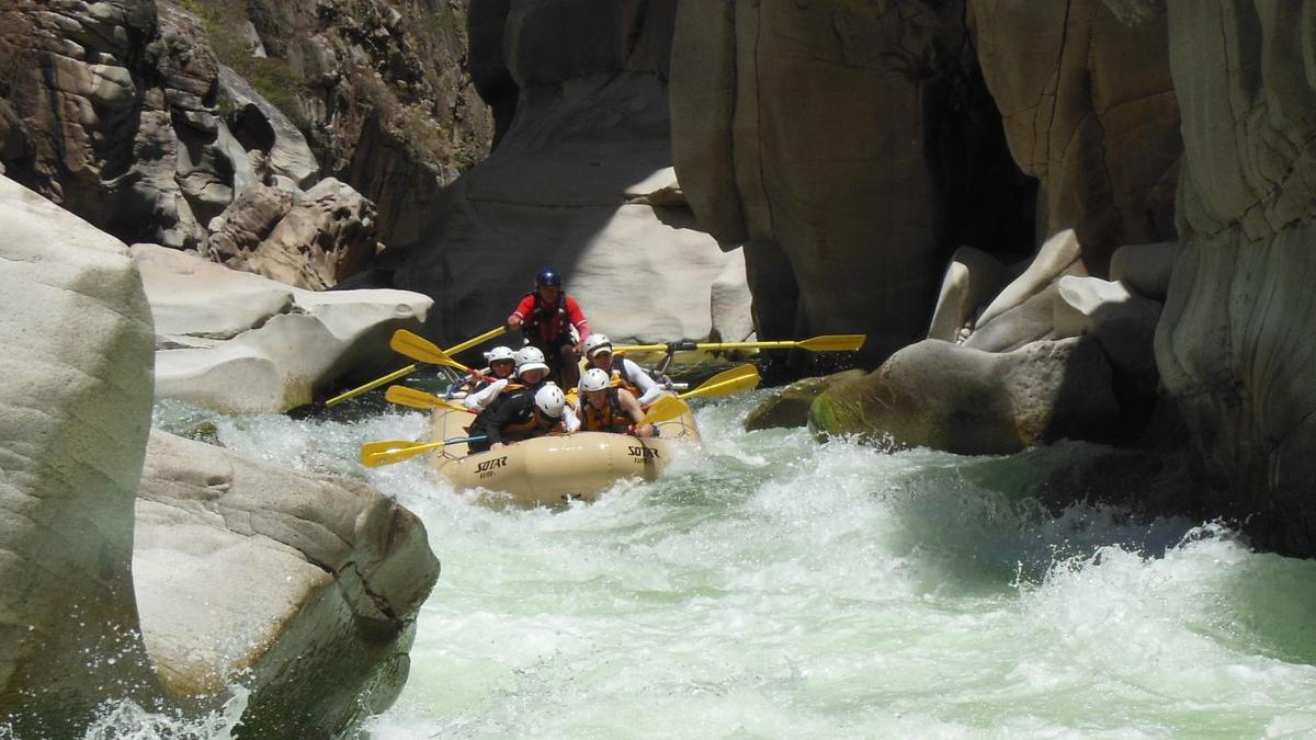 Peru: Ideal destination for adventure sports