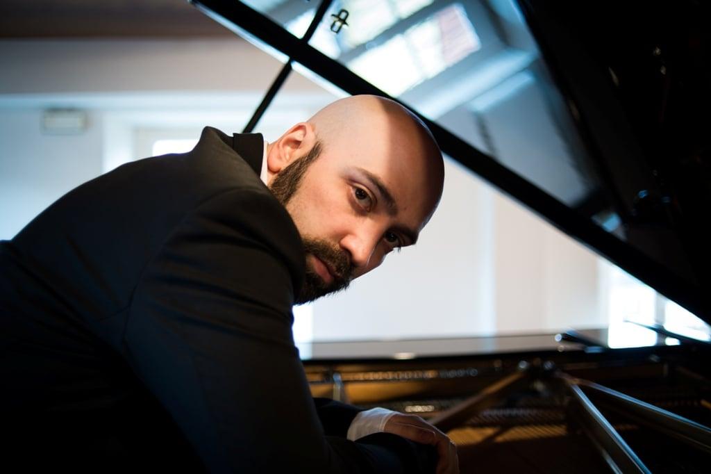 Piano Recital with Alessandro Deljavan
