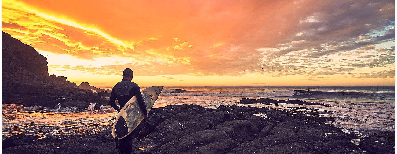 Pichilemu, the world capital of surfing