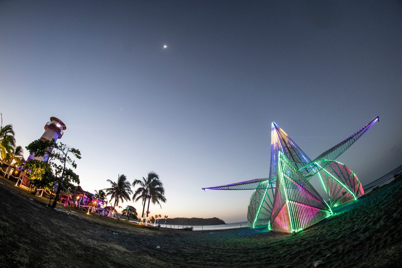 Playa Venao – an Oceanside Retreat for Electronic Music Lovers