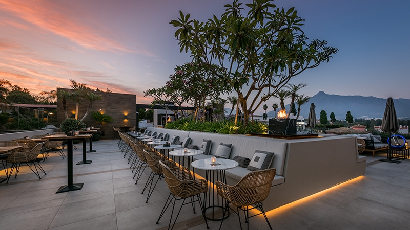 Rooftop Bars Restaurants In Marbella My Guide Marbella