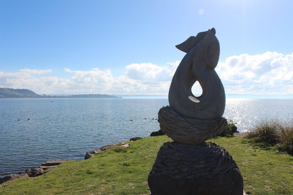 Rotorua Sculpture Trail