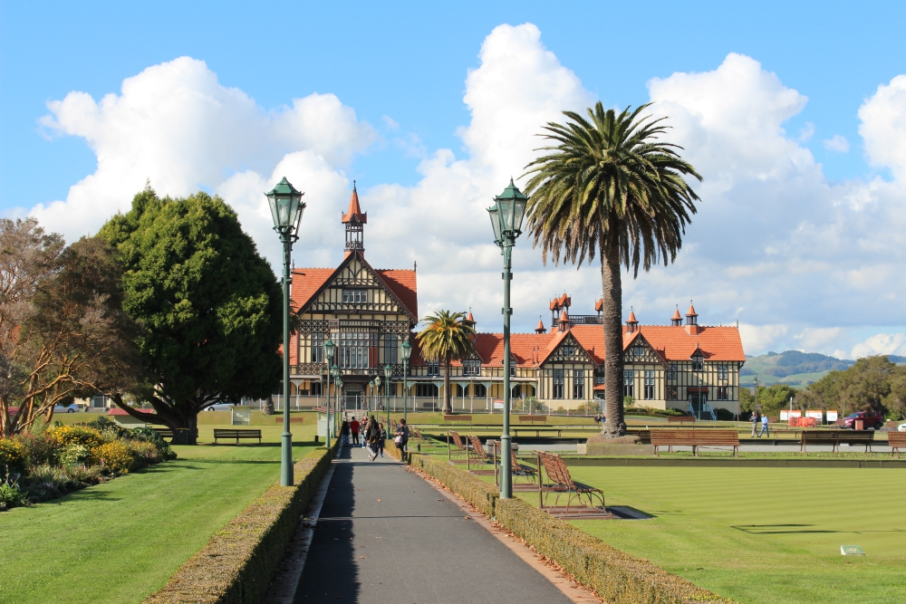 Rotorua Stories Launch