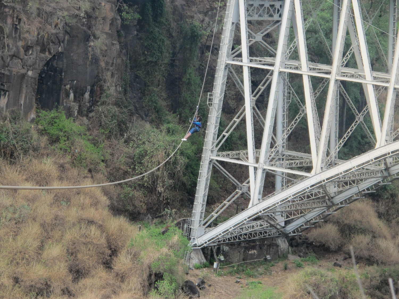 Shearwater Bridge Slide Experience