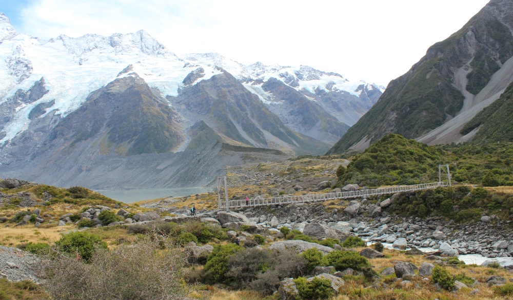 The best Mount Cook walks