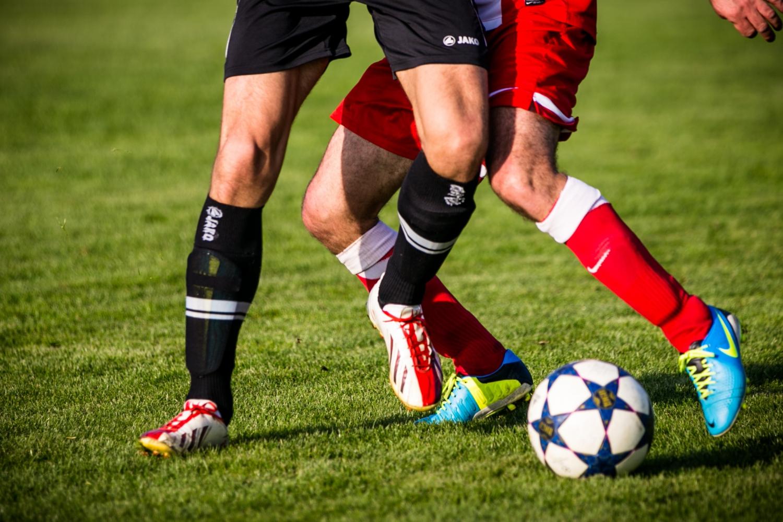 Soccer in Stockholm