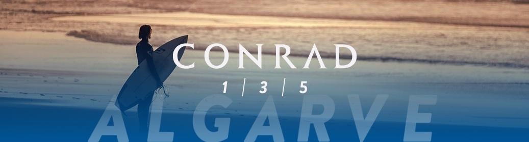 Staying Inspired at Conrad Algarve