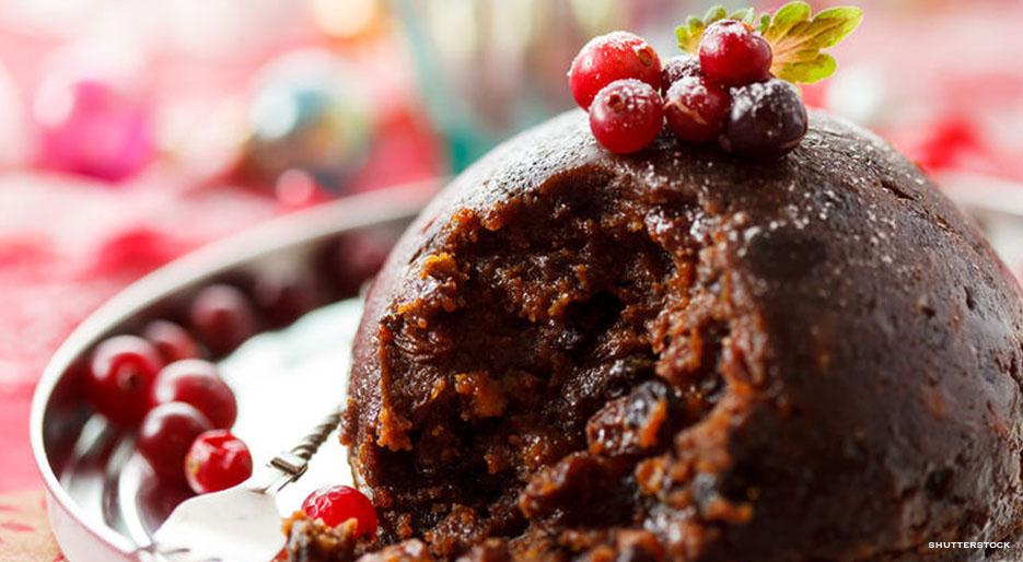 steven saunders famous christmas pudding recipe