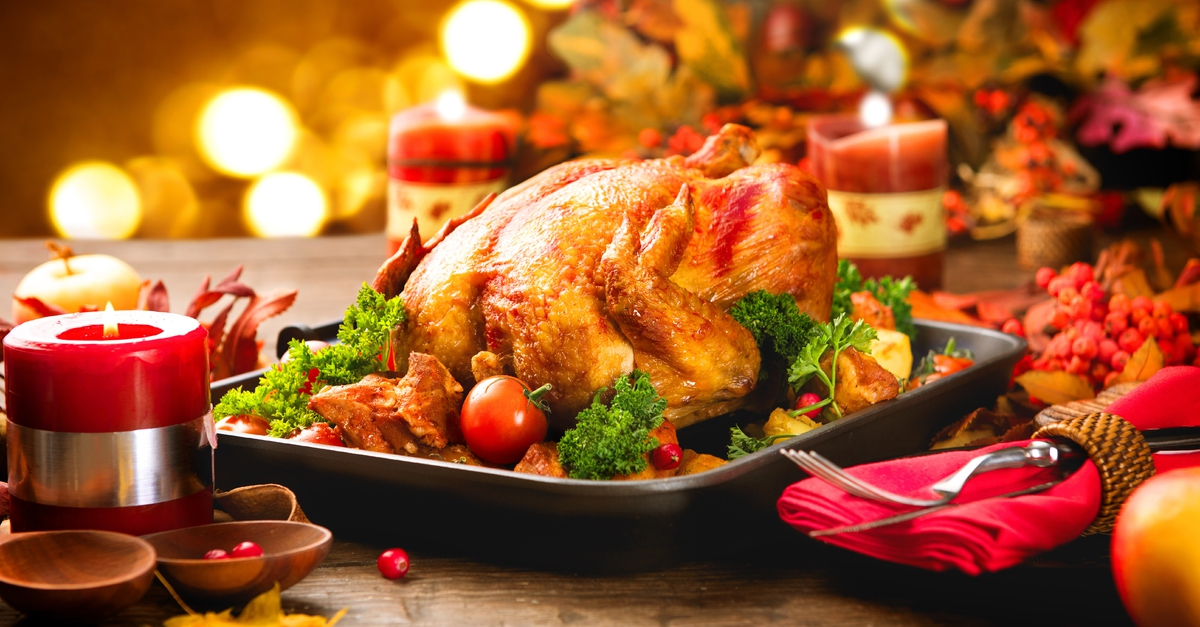 Steven Saunder's Top 10 Tips for the perfect Christmas Turkey