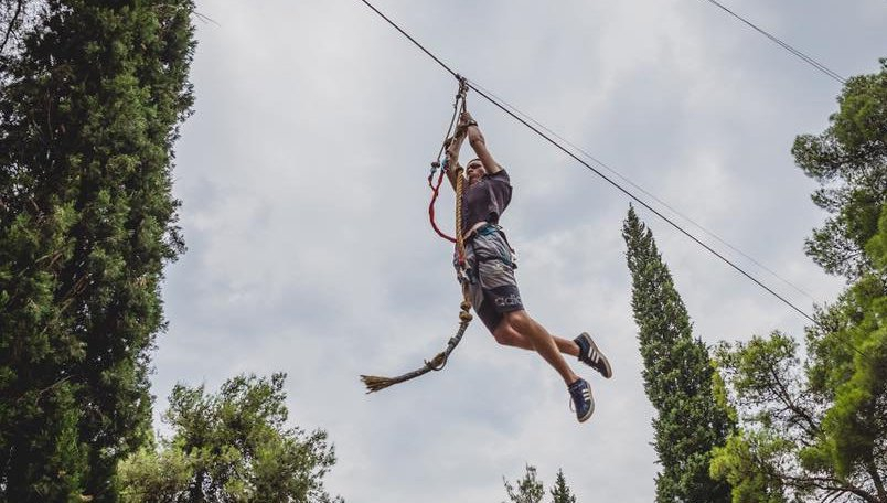 Summer 2019 in Montenegro - A Day at the Adventure Park Gorica