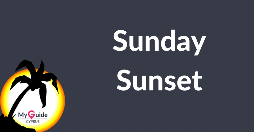 Sunday Sunset #1