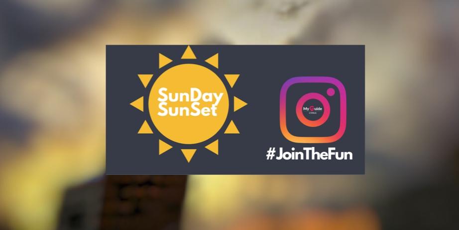 SunDay SunSet in Larnaca town! | Thank you @tasos.anastasi