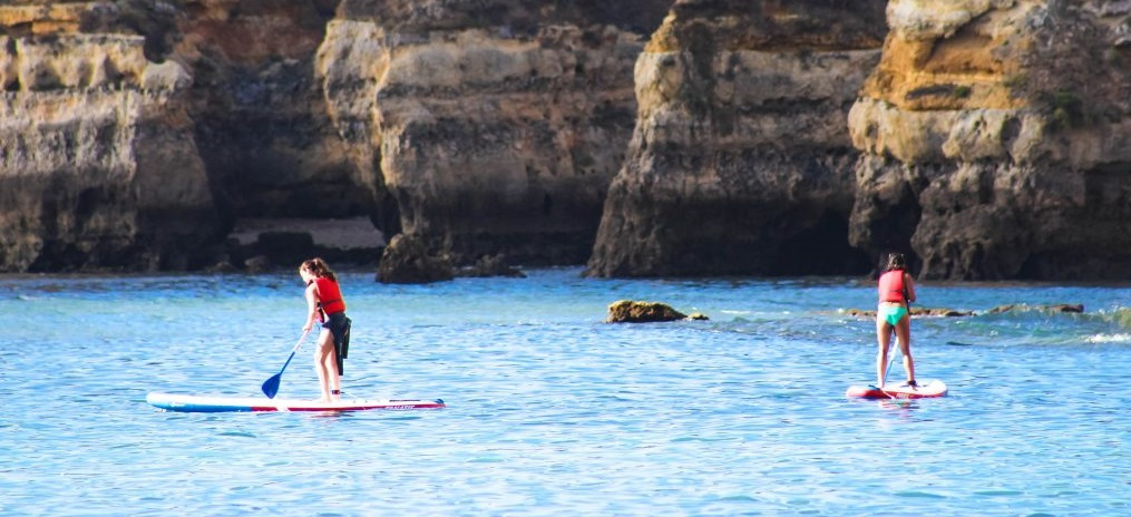 SUP - Stand Up Paddle in Lagos