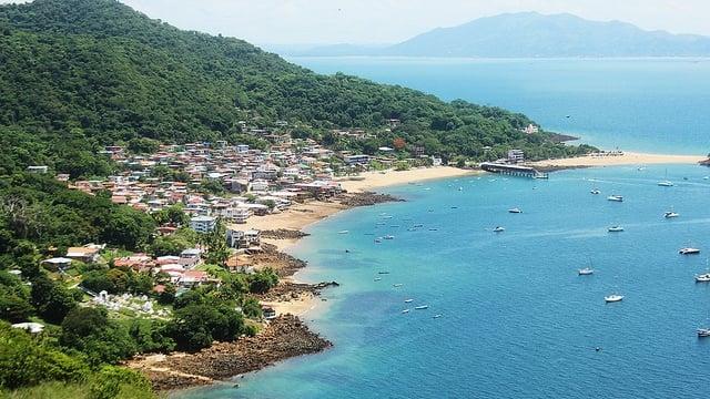 Taboga, island of conquerors and pirates