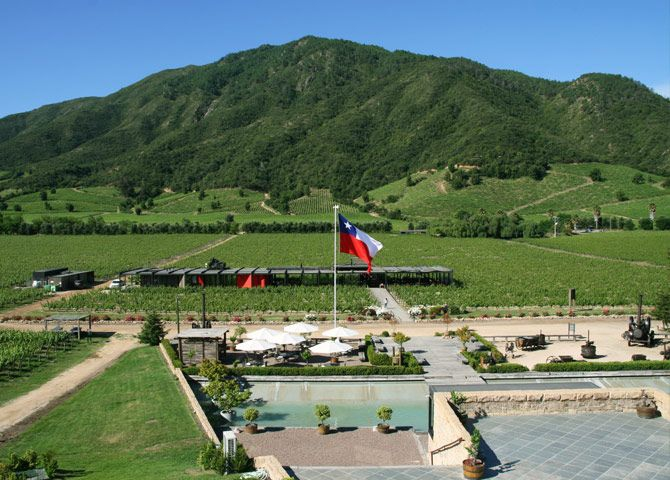 The five unmissable places of the Colchagua Valley