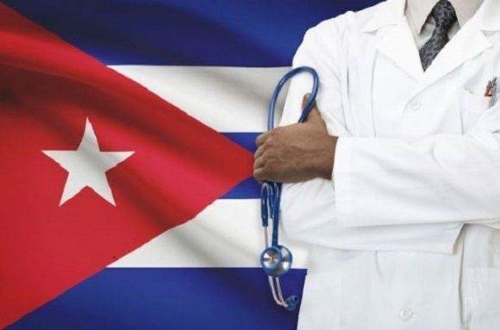 The medicine in Cuba