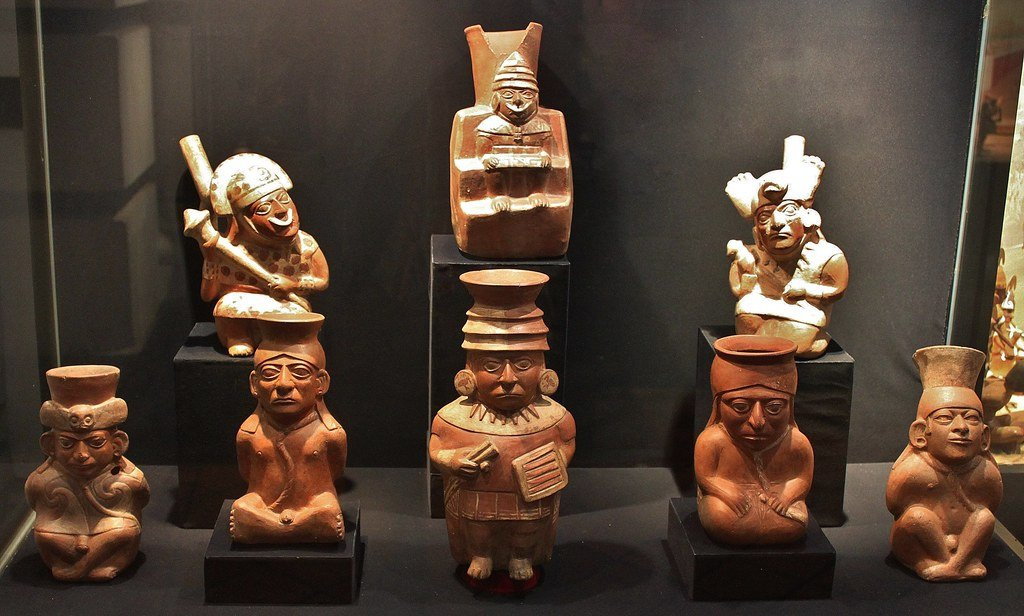 The moche route in chiclayo: the lord of sipan